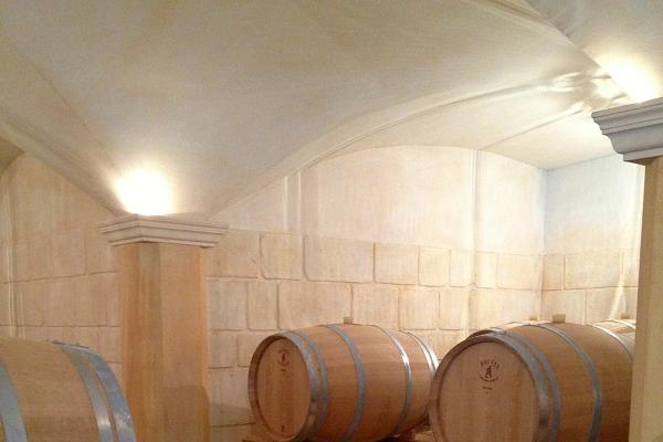 Villa-della-Torre-wijnkelder
