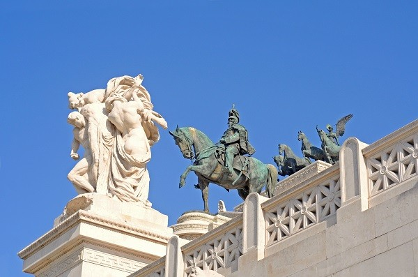 Vittoriano-Rome-beelden (1)