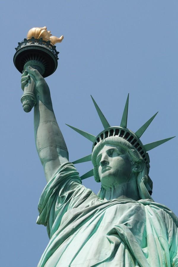 Vrijheidsbeeld-New-York