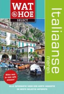 Omslag Wat & Hoe Select-Italiaanse meren.indd