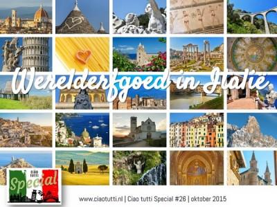 Werelderfgoed-Italië-Unesco
