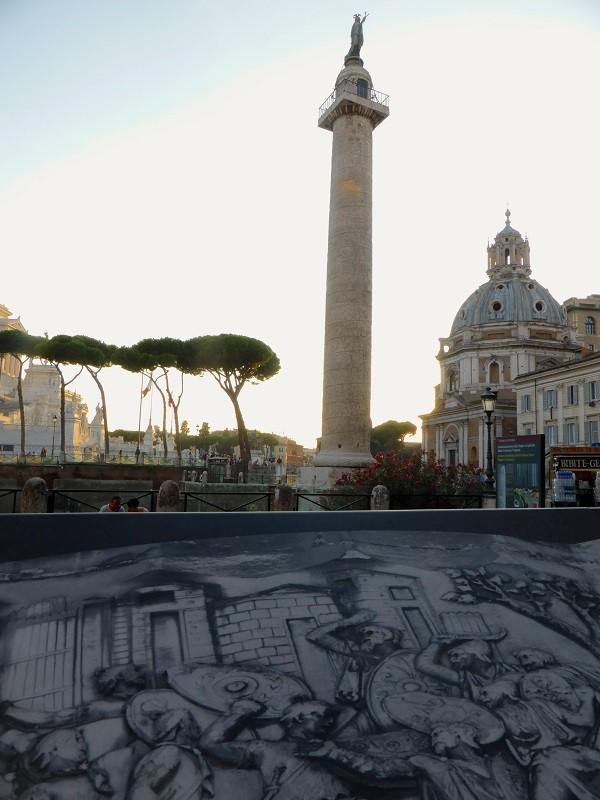 Zuil-Trajanus-Rome-forum (5)