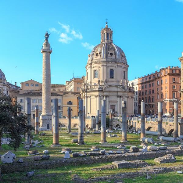 Zuil-Trajanus-Rome