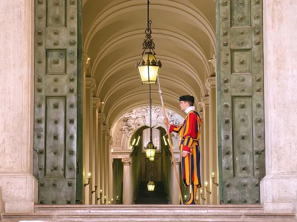 Zwitserse-Garde-Vaticaan