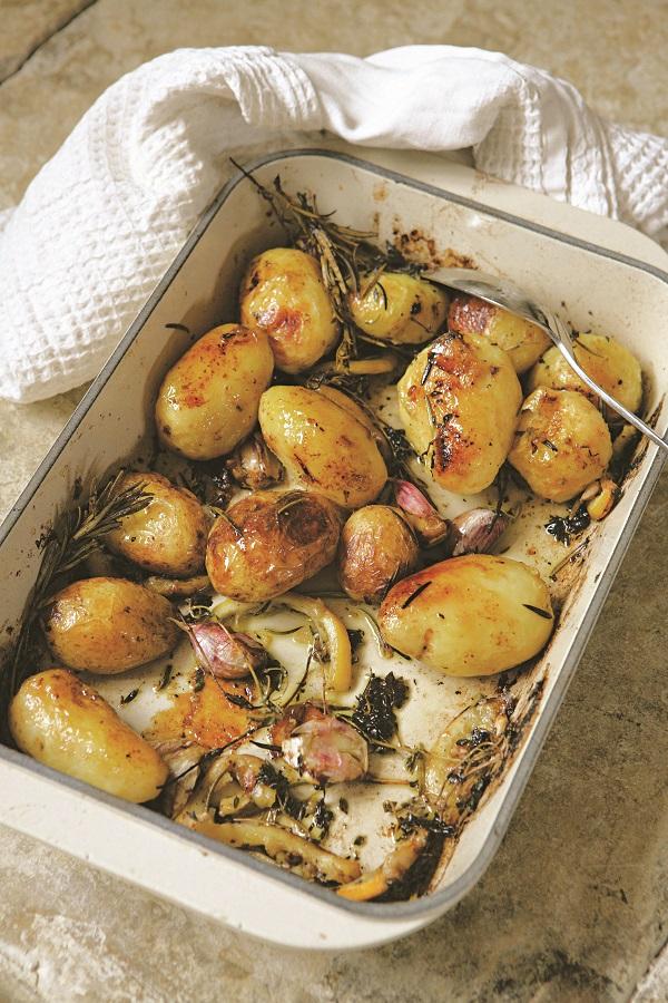aardappels-uit-de-oven-rozemarijn