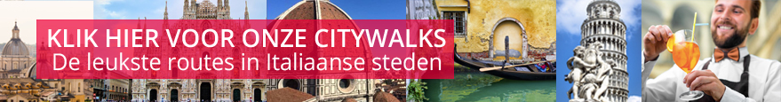 Ga op pad met de Ciao tutti City Walks!