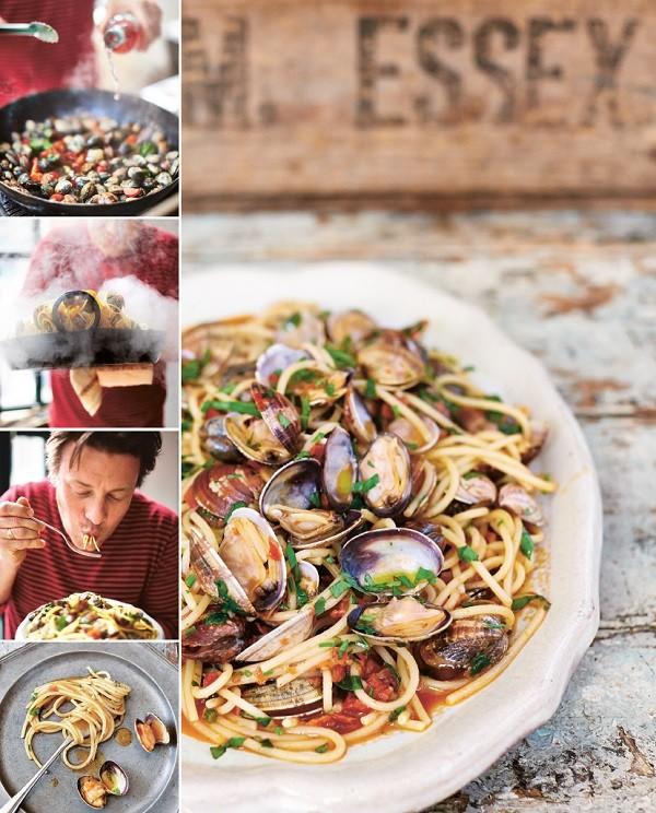 blozende-spaghetti-con-vongole-Jamie-Oliver-comfort-food