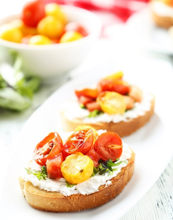 bruschetta-tomaat