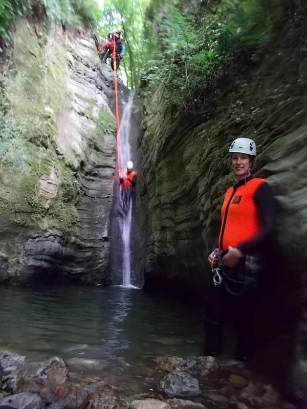 canyoning- Garfagnana (10)
