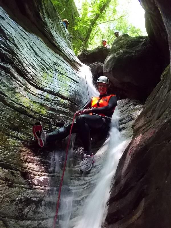 canyoning- Garfagnana (13)