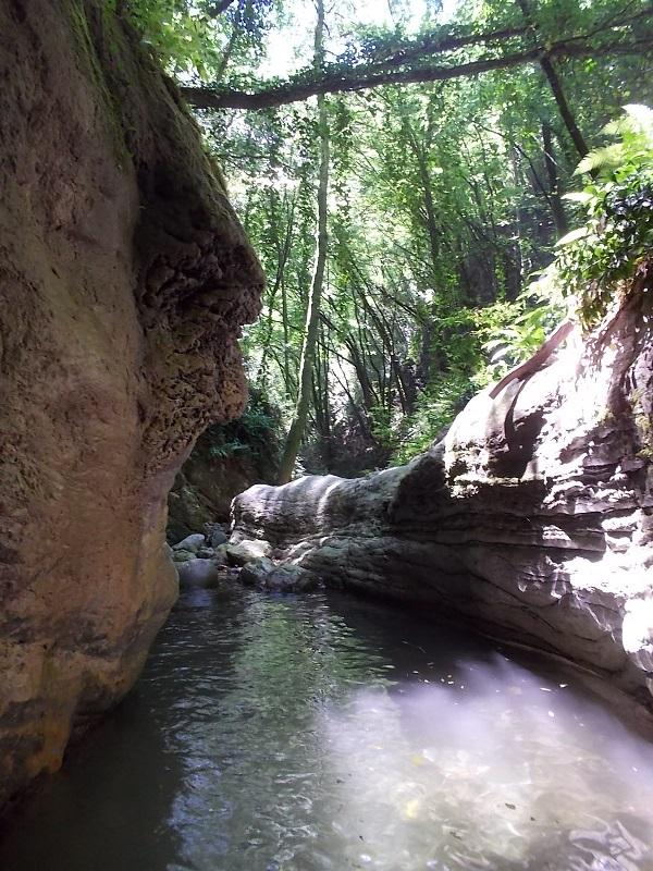 canyoning- Garfagnana (14)