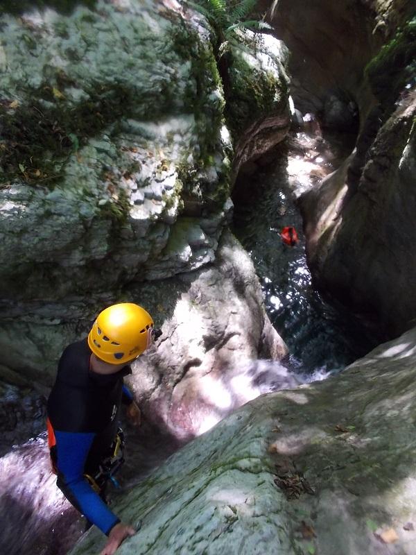 canyoning- Garfagnana (16)