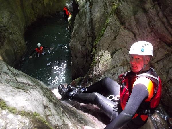 canyoning- Garfagnana (18)