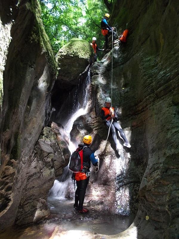 canyoning- Garfagnana (20)