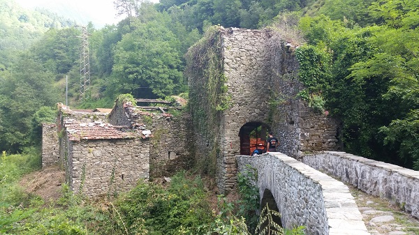 canyoning- Garfagnana (3)