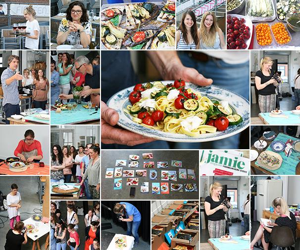compilatie jamie foodbloggers event