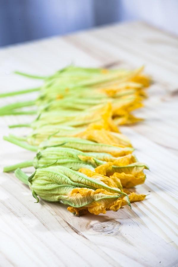 courgettebloemen