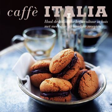 Cover Caffe´ Italia.indd