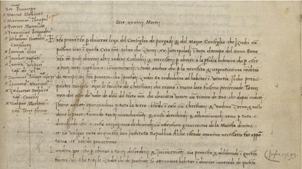 decreet-joodse-getto-venetië-1516