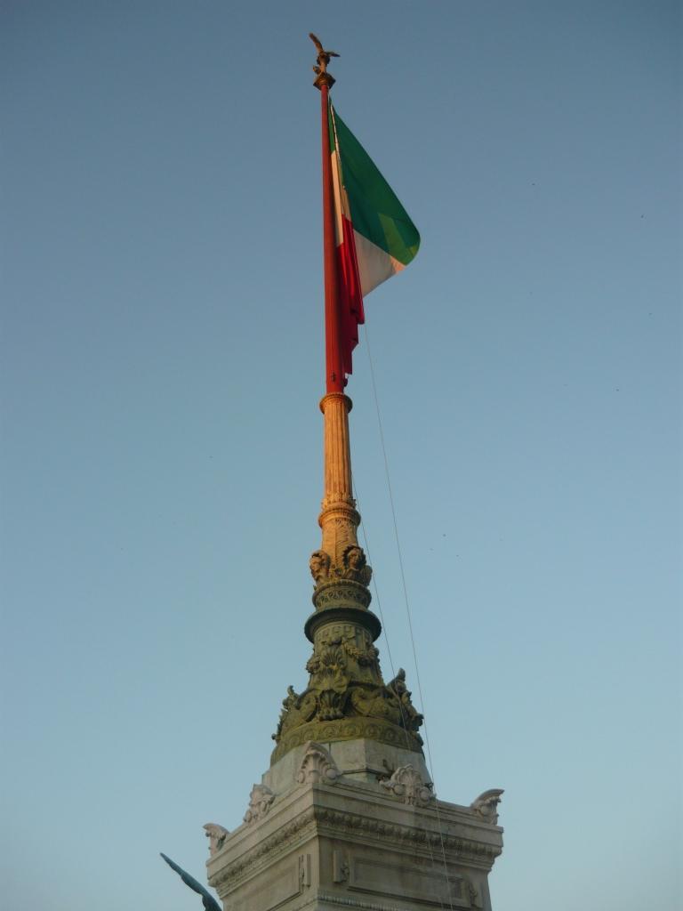 driekleur-Rome