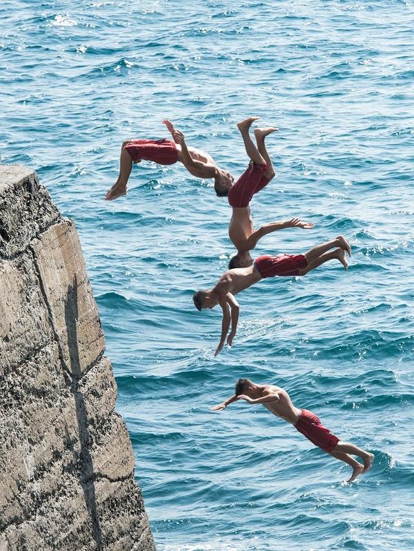 duik-zwemmen-Italie