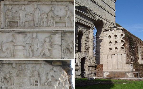 ezel-graf-bakker-Porta-Maggiore-Rome