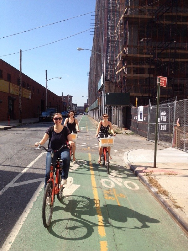fietsen-Brooklyn-New-York