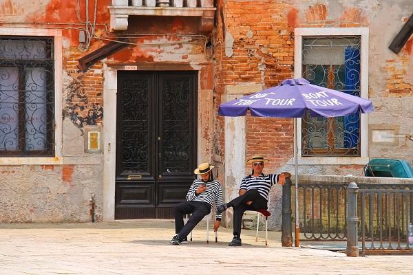 gondelier-Venetië-4