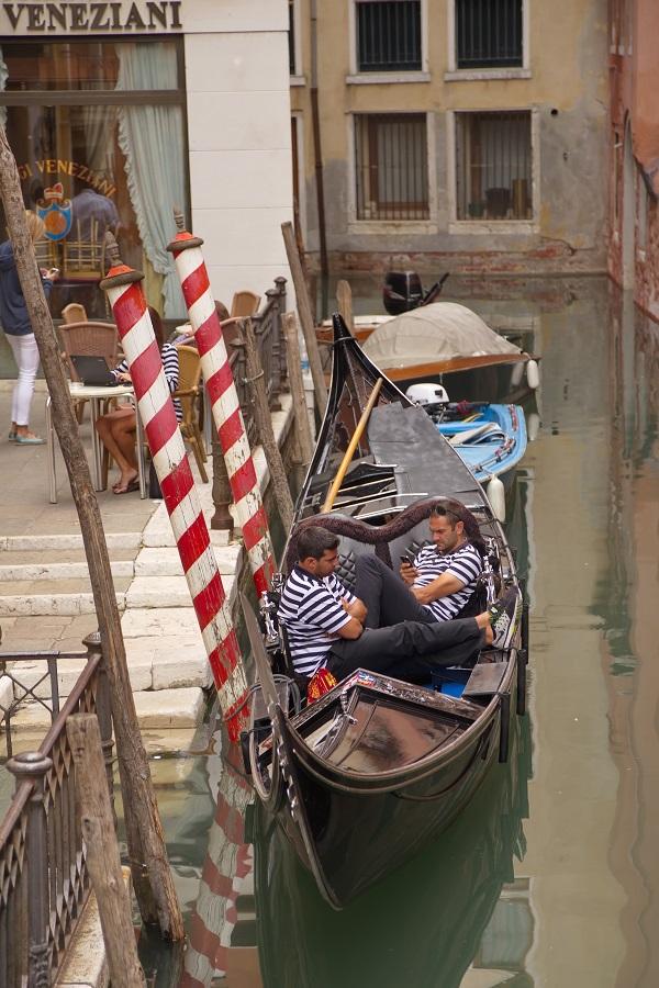 gondelier-Venetië-6