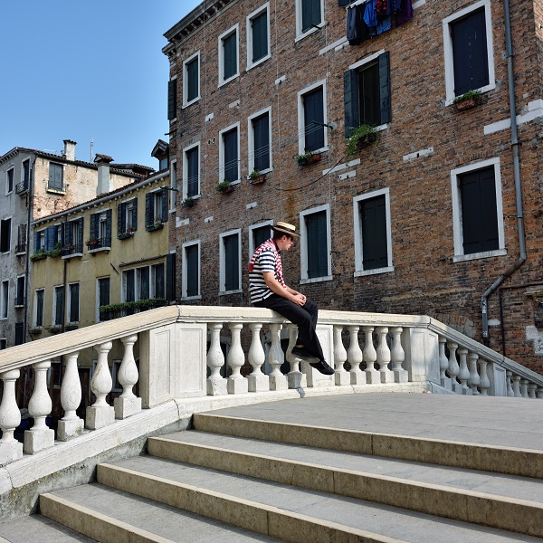 gondelier-Venetië-7
