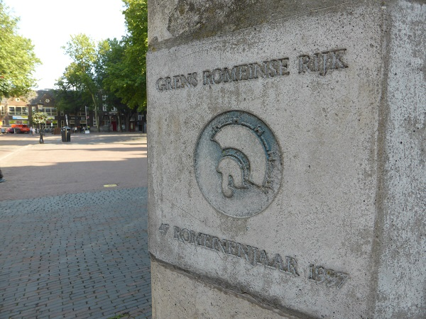 grenspaal-Romeinen-Utrecht