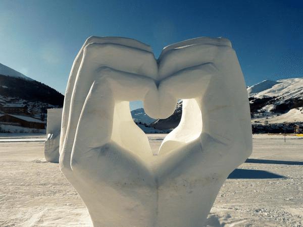 ijssculpturen-Livigno