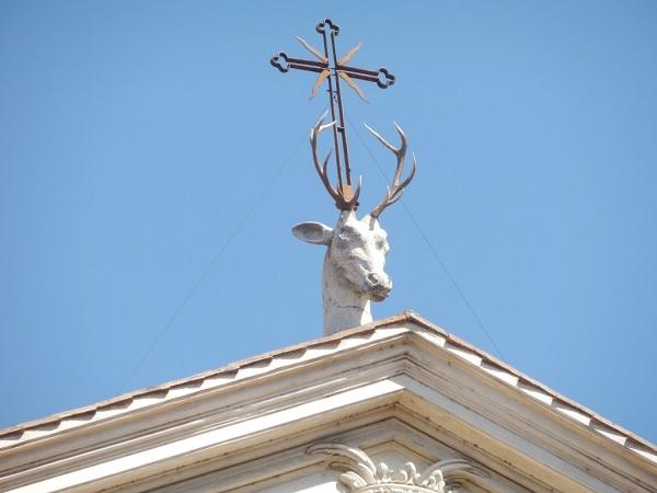 kerk-Eustachio-Rome