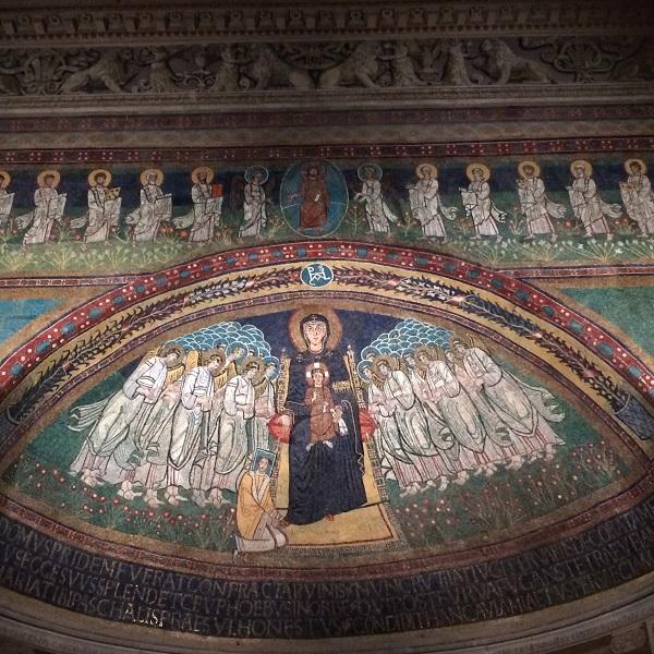kerk-La-Navicella-Rome