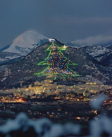 kerst-Gubbio