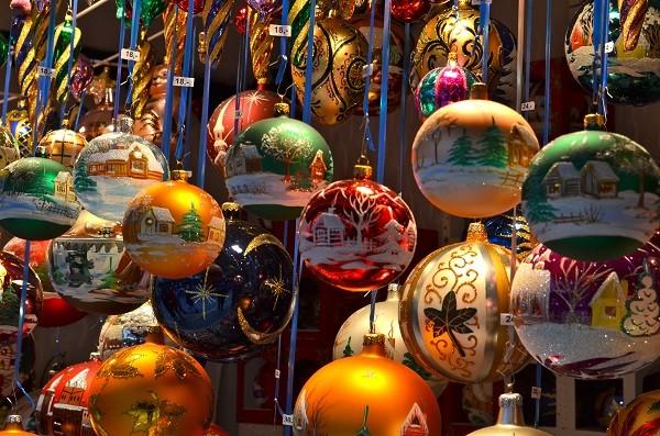 kerstmarkt-Milaan