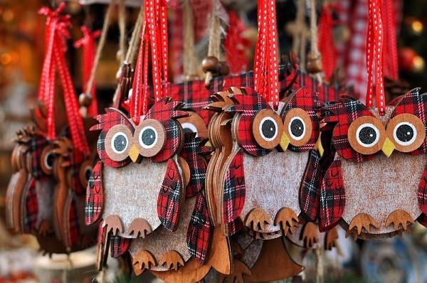 kerstmarkt-versiering