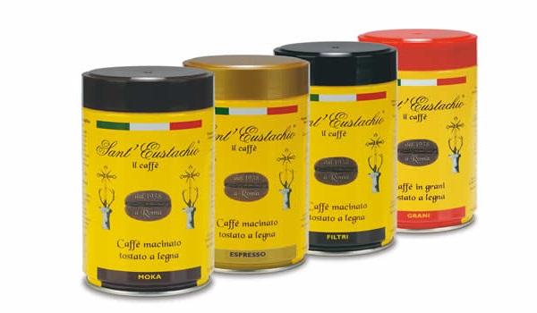 koffie-soorten-Sant-Eustachio-Rome