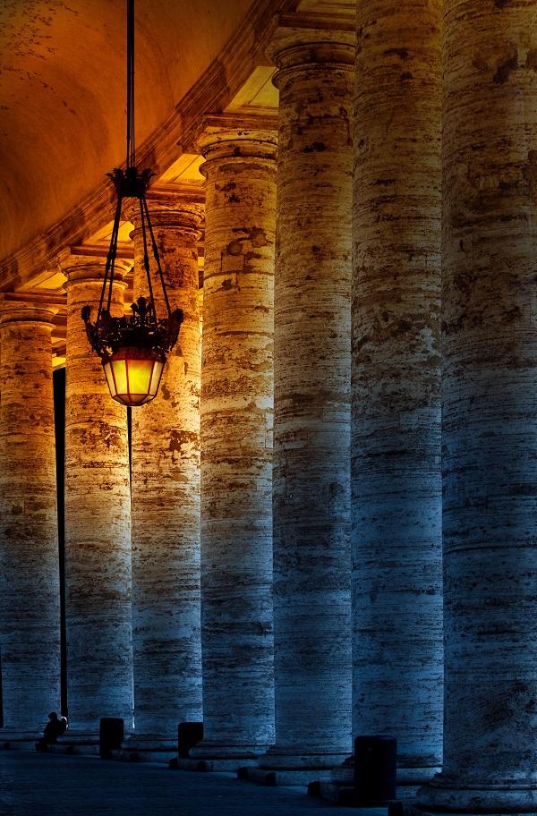 lantaarn-Sint-Pietersplein-Rome