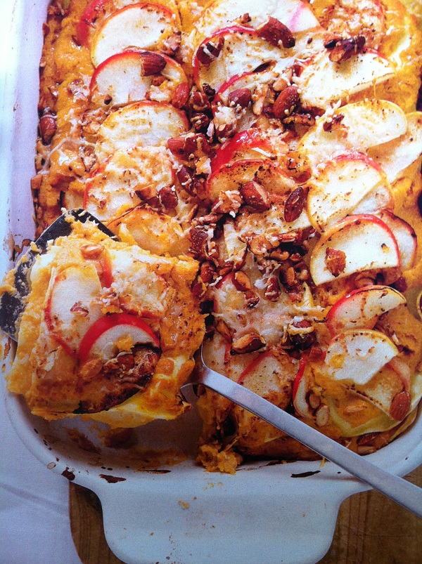 lasagne-pompoen