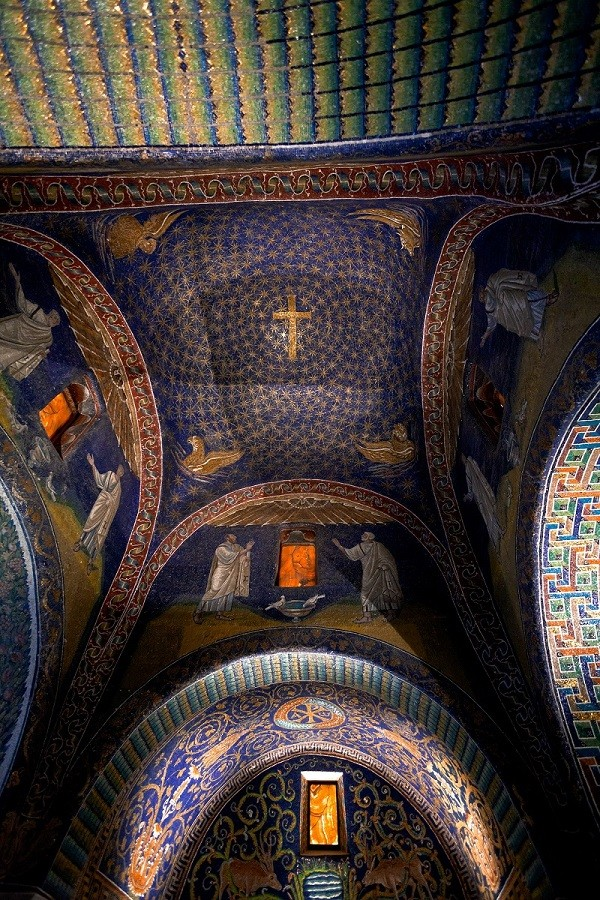 mausoleum-Galla-Placidia-Ravenna