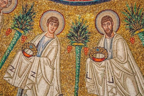 mozaiek-Ravenna