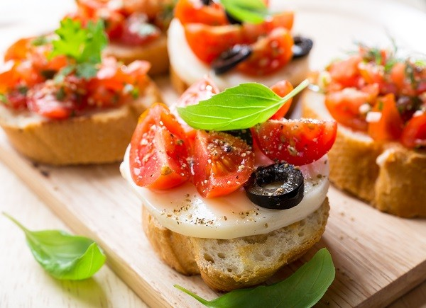 mozzarella-tomaat-hapjes