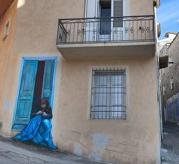 murales-Orgosolo-Sardinië