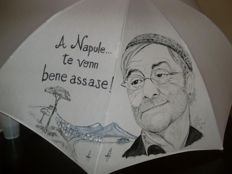 paraplu Lucio Dalla