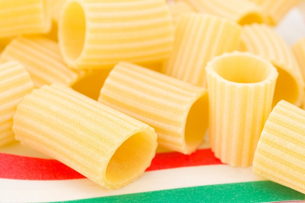 pasta-macaroni-Italië-Zilveren-Lepel