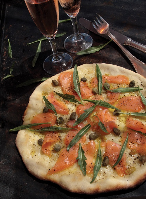 pizza-gerookte-zalm-Jolande-Burger-Erik-Spaans