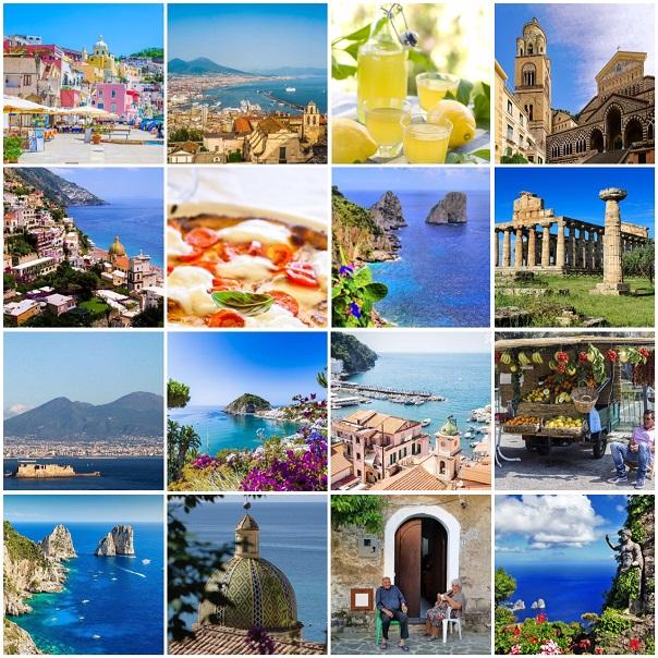 Ontdek Napels De Amalfikust Met Capri Ischia Procida De