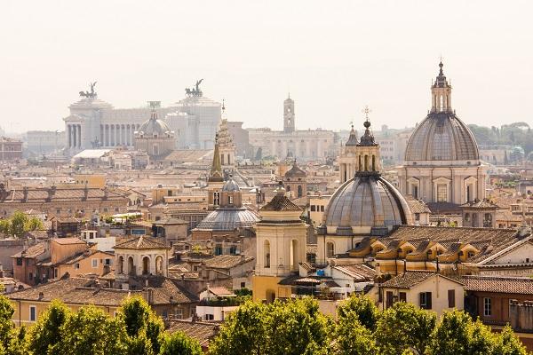 skyline-Rome