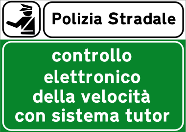snelheidscontrole-Italie